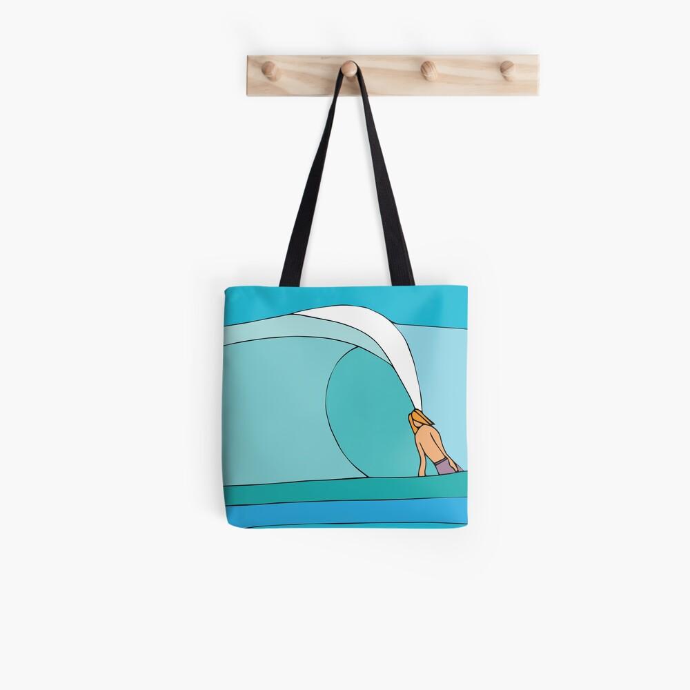 Unter dem Meeresspiegel... Tote Bag