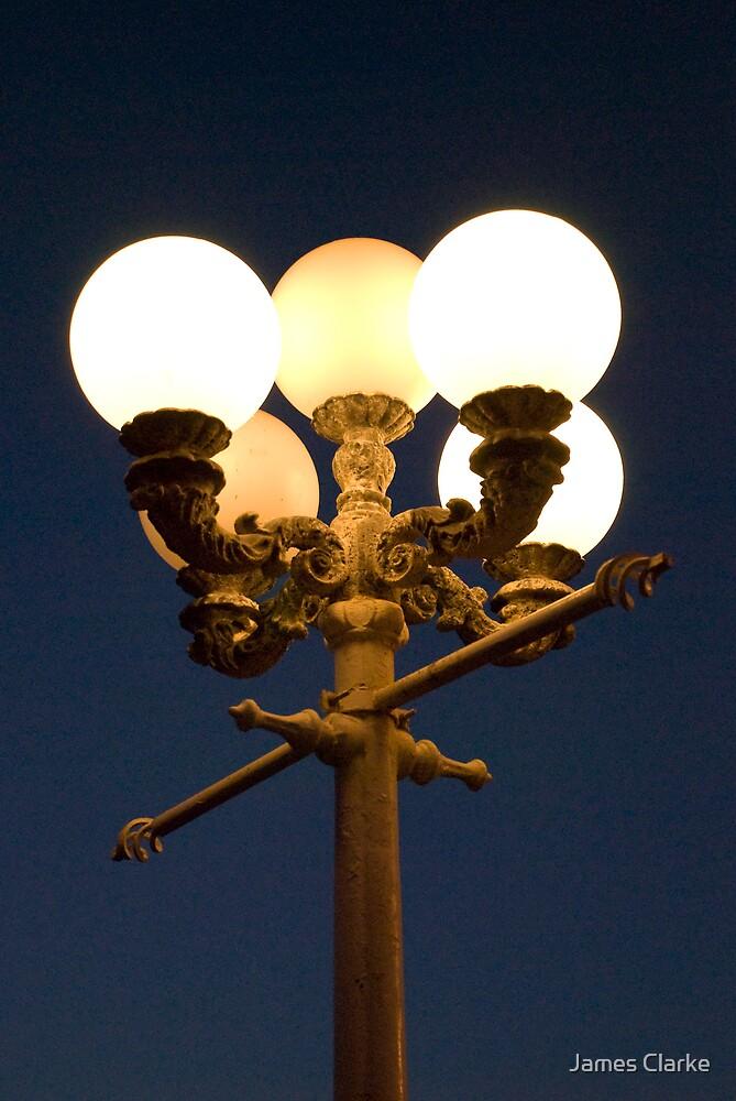 Bulbs by James Clarke