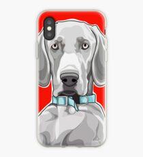 """""""WEIMARANER"""" iPhone Case"""