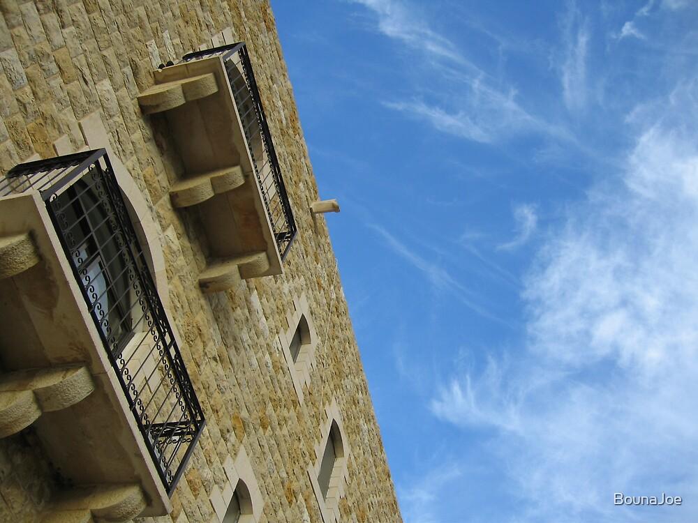 Looking Up by BounaJoe