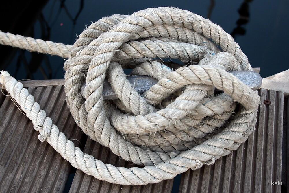 Rope by keki