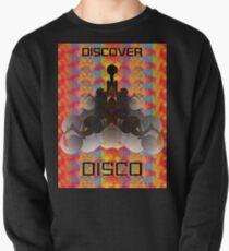 A Trek to Discover DISCO Pullover Sweatshirt