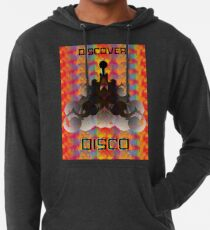 A Trek to Discover DISCO Lightweight Hoodie