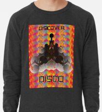 A Trek to Discover DISCO Lightweight Sweatshirt