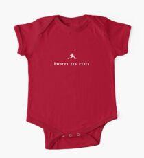 Eignungs-Laufen getragen, um - T-Shirt zu laufen Baby Body Kurzarm
