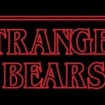 Stranger Bears by zenorac7