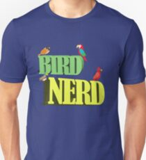 Birder Twitcher Funny Design - Bird Nerd T-Shirt