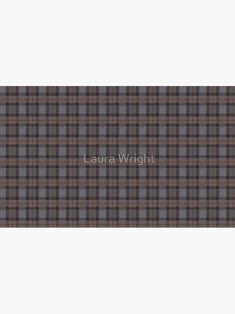 outlander tartan - fraser tartan by laurathedrawer