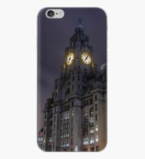Liver Building and guard iPhone Case