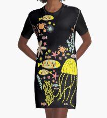 great barrier reef Graphic T-Shirt Dress