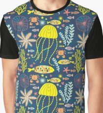 great barrier reef Graphic T-Shirt