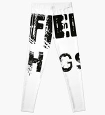 FREE HUGS Leggings