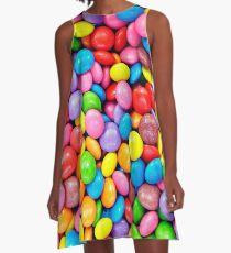 Smarties! A-Linien Kleid