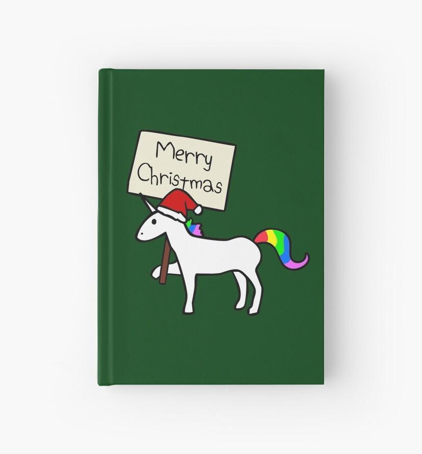 merry christmas unicorn by jezkemp - Christmas Unicorn