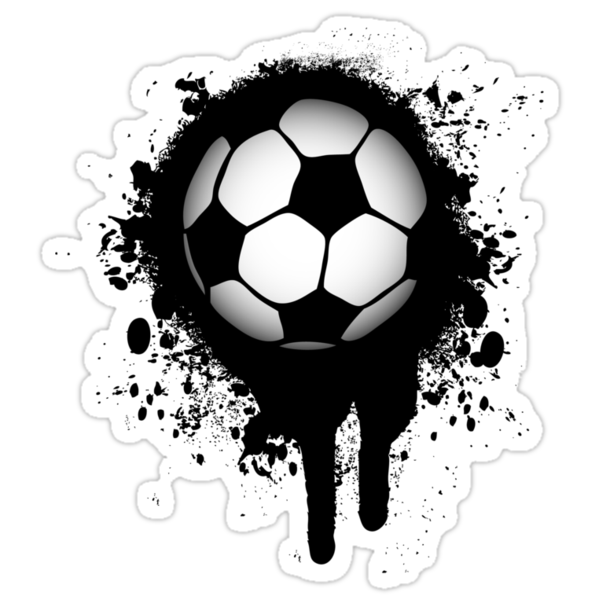 Soccer Splat by KCGraphics