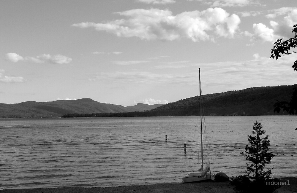 Lake George, NY, USA by mooner1