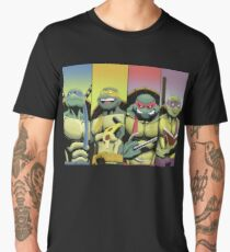 Teenage Mutant Ninja Turles Men's Premium T-Shirt