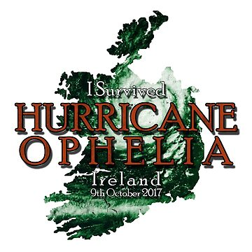 I Survived Hurricane Ophelia by robotplunger