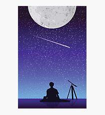 BTS Jimin Serendipity Landscape Photographic Print