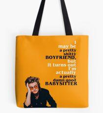 """Steve """"Babysitter"""" Harrington Tote Bag"""