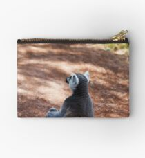 Lemur Catta III Studio Pouch
