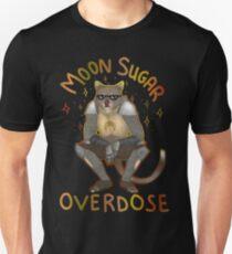 Moon sugar overdose Unisex T-Shirt
