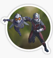 Ant-Man and the Wasp Sticker