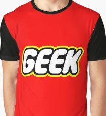 Lego Geek Graphic T-Shirt