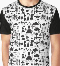Familie Grafik T-Shirt