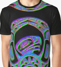 The eagle that stared down on MachuPichu Graphic T-Shirt
