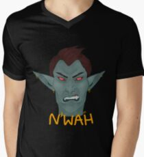 N'wah 2 Men's V-Neck T-Shirt