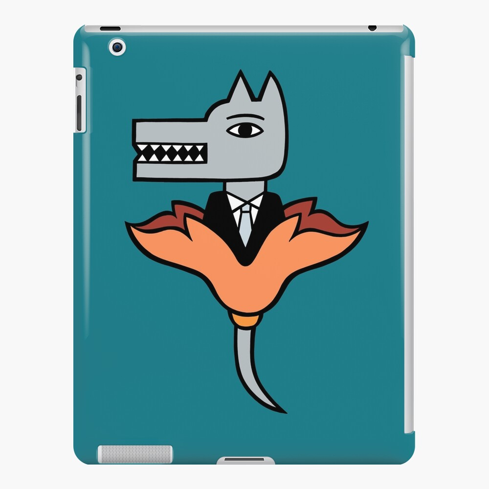 How dogs are made iPad Case & Skin