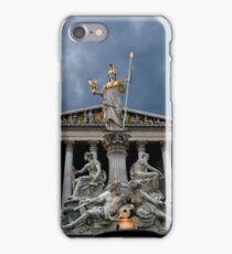 The Wisdom of Athena iPhone Case/Skin