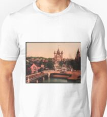 Vintage photo of Stockholm T-Shirt