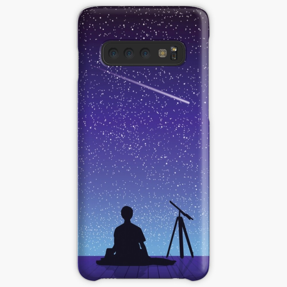 BTS Jimin Serendipity Landscape Case & Skin for Samsung Galaxy