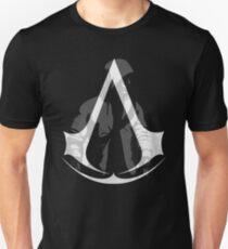 assassin creed - Great designers seldom make great advertising men. T-Shirt