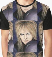 Jareth Goblinkönig Grafik T-Shirt