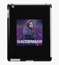 Hackerman Mr Robot Elliot  iPad Case/Skin