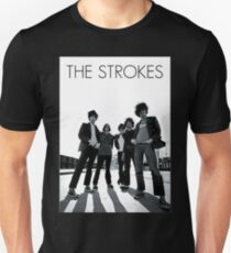 the strokes - A person should design the way he makes a living around how he wishes to make a life. T-Shirt