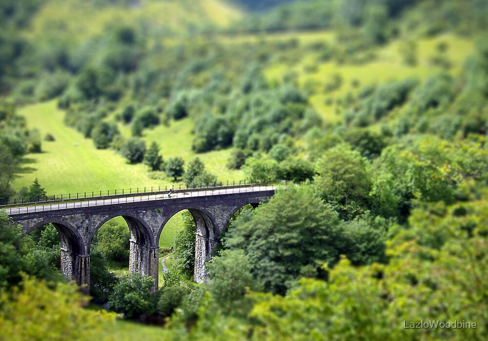 Monsal Head - The Peak District by LazloWoodbine
