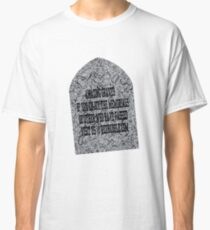 Amazing Graves T-Shirt #2 Classic T-Shirt