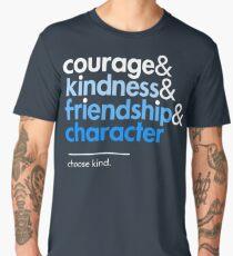 Be a Wonder, Choose Kind Men's Premium T-Shirt