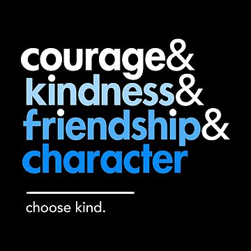 Be a Wonder, Choose Kind by BootsBoots