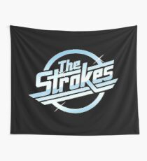 the strokes - Design can have such a positive impact on the way people live and on their relationships and moods. Wall Tapestry
