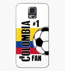 92976875dc2 Funda/vinilo para Samsung Galaxy Colombia Soccer Team 2018 | Colombia 2018  Juegos de fútbol