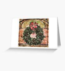 Joyful Wreath Greeting Card