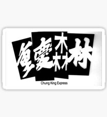 Chungking Express Sticker
