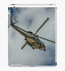 Militar helicopter iPad Case/Skin