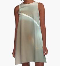 Enterprise befogged A-Line Dress
