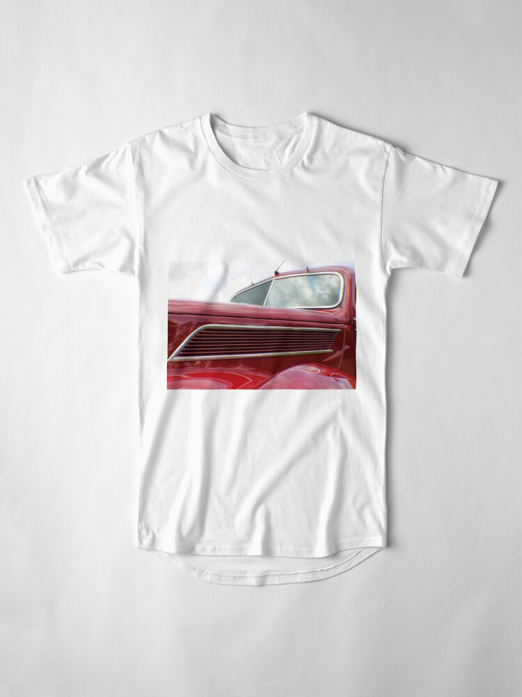Alternate view of Old car 2 Long T-Shirt
